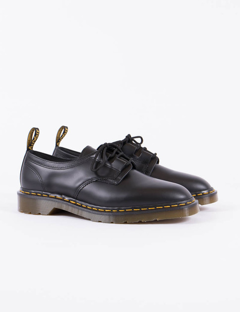 Black EG x DM Asymmetric 1461 Shoe