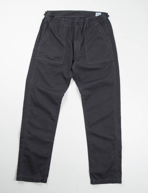 Gray US Army Slim Fit Fatigue Pant