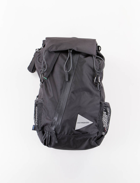 Black 30L Backpack