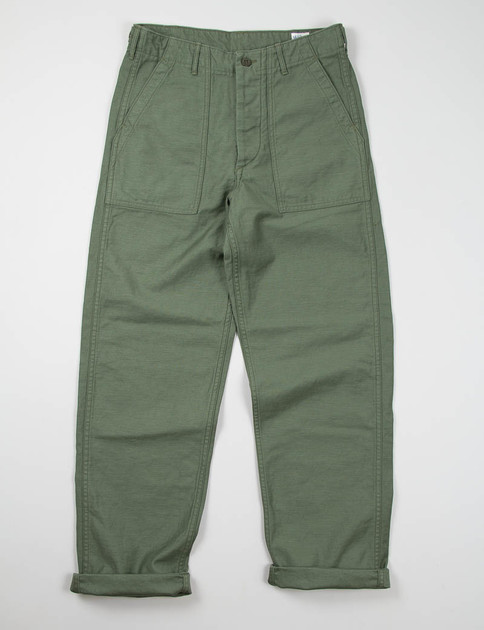Green US Army Fatigue Pant