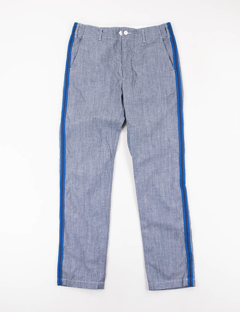Blue Cone Chambray Prospect Pant