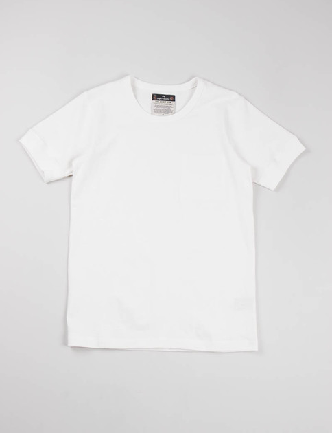Army Gym White T–Shirt