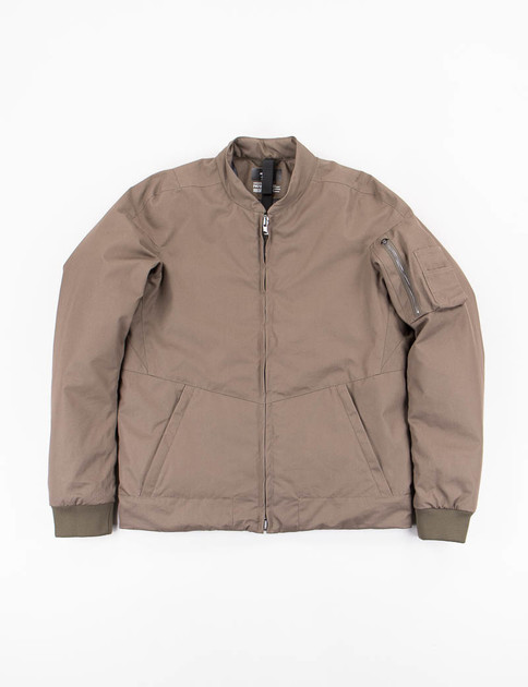 J50–S RAF Green HD Gabardine Climashield Bomber Jacket