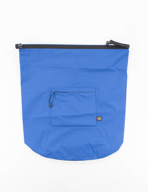 Blue Roll Shoulder Bag