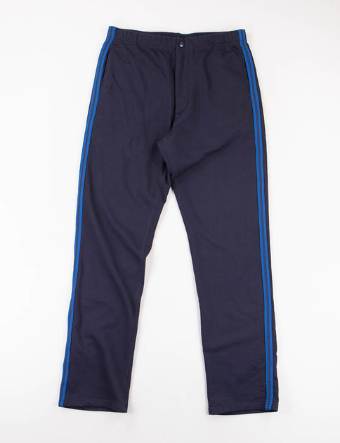 Dark Navy French Terry Track Pant