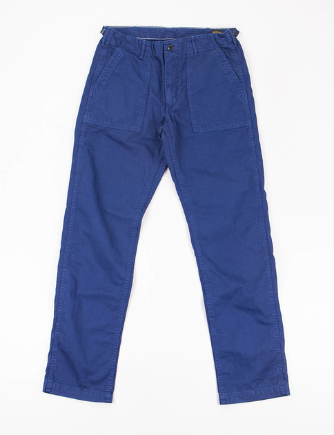 Ink Blue US Army Slim Fit Fatigue Pant SPECIAL