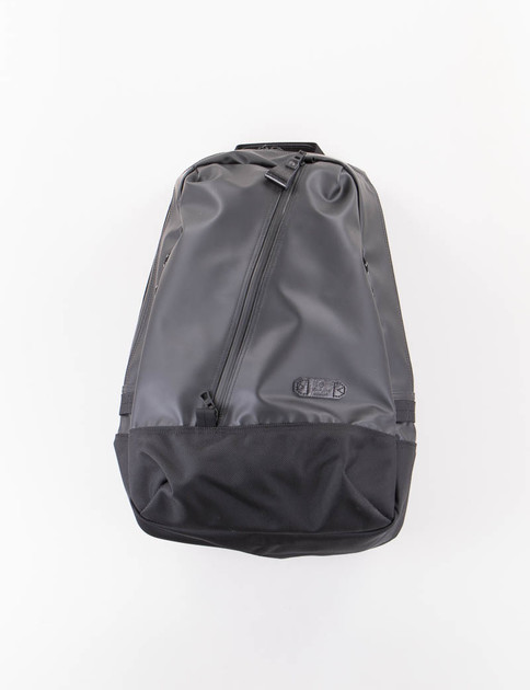 Black Slick Backpack