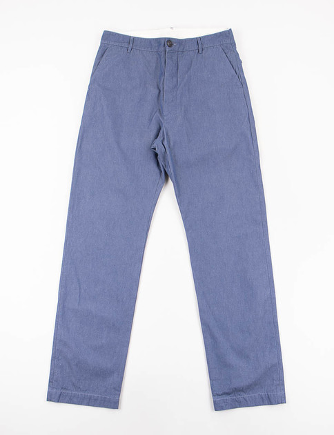 Blue Twill 1914 Pant