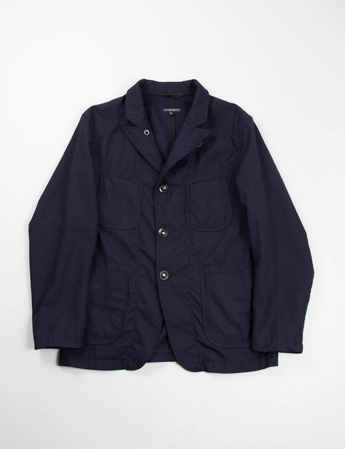 Navy Uniform Serge Bedford Jacket