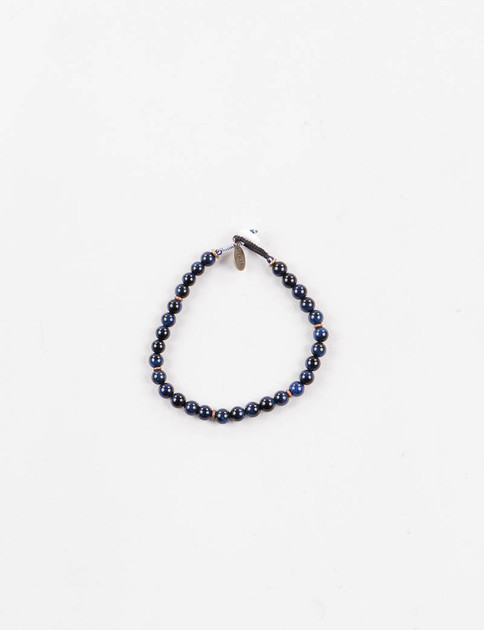 Blue Tiger's Eye 6mm Bracelet