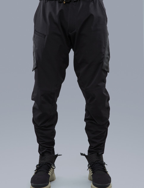 P10TS–DS Black Schoeller Dryskin Tec Sys Articulated Pant