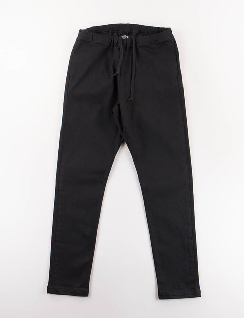 Black New Yorker Track Pant