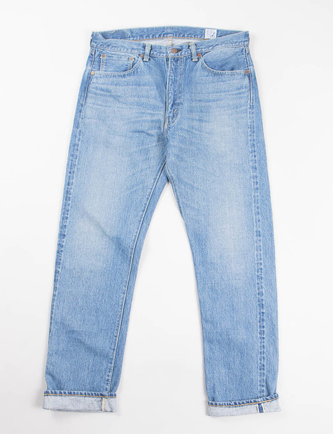 3 Year Wash 107 Slim Fit Jean