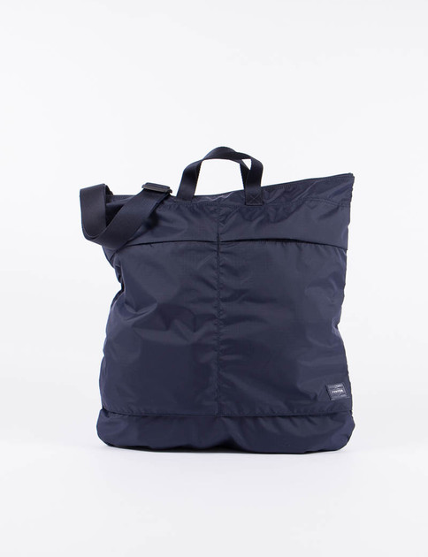 Navy Flex 2Way Helmet Bag