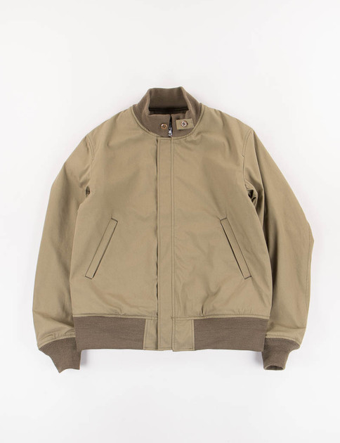 Olive Reversible Tankers Jacket