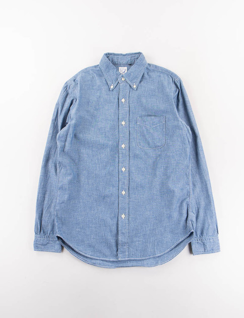 Blue Chambray BD Shirt