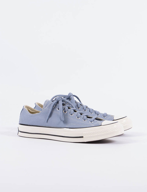 Blue Slate Vintage Canvas Chuck Taylor All Star 70s