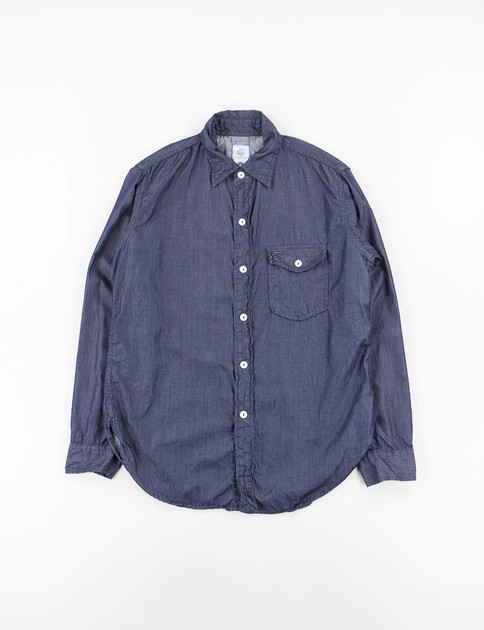 Indigo 3oz Denim C–Post 9 Shirt