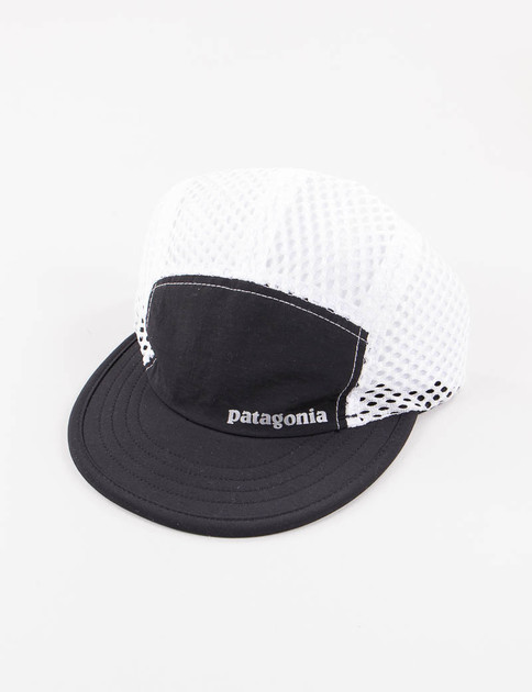 Black Duckbill Cap