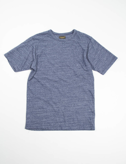Navy Athletic Tee