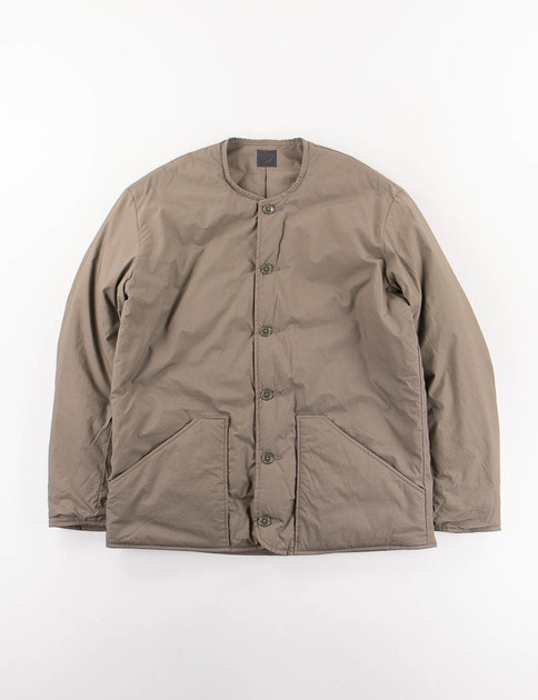 Greige Shell Jacket