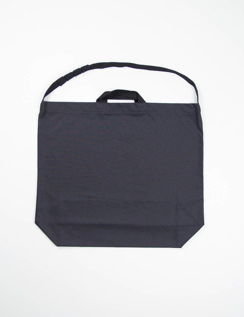 Black Nyco Ripstop Carry–All Tote