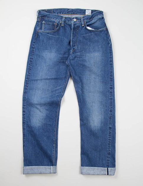 2 Year Wash 105 Standard 5 Pocket Jean