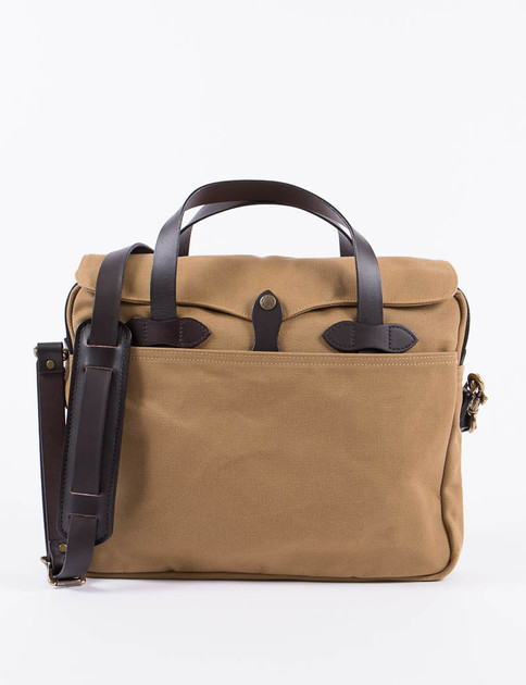 Tan Original Briefcase