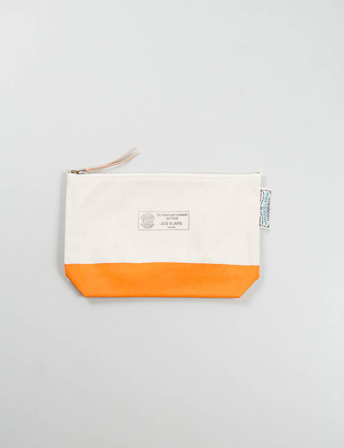 Orange Engineer Pouch