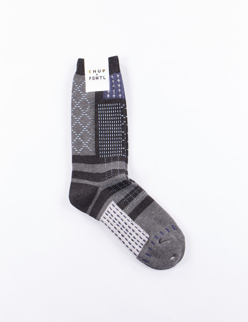 FDMTL Black Socks