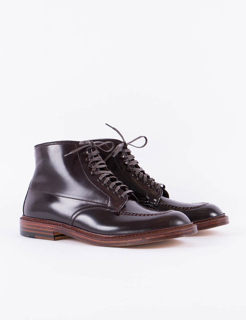 Color 8 Cordovan Indy Work Boot