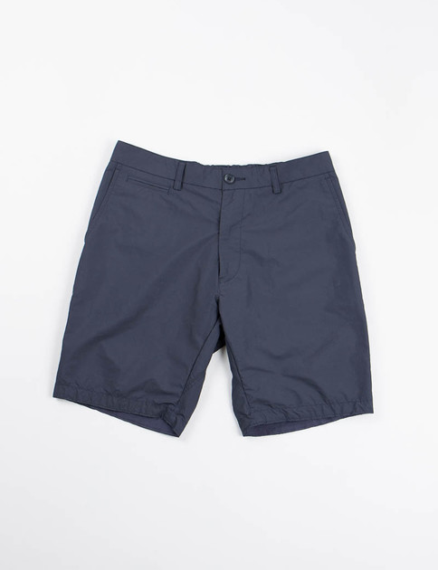 Navy Wind Shorts