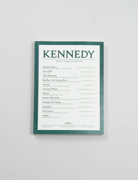 KENNEDY – Issue 3