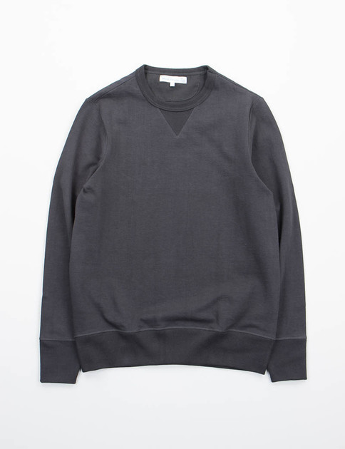 Charcoal 2S48 Organic Cotton Sweater