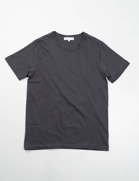 Black 215 Organic Cotton Army Shirt