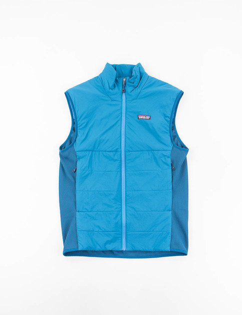 Big Sur Blue Nano–Air Light Hybrid Vest