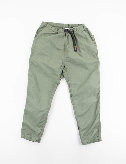 Green Reversed Sateen Climbing Pant SPECIAL