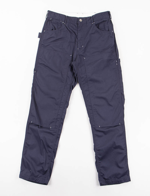 Dark Navy 7oz Cotton Twill Painter Pant