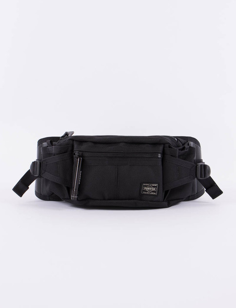 Black Heat Waist Bag