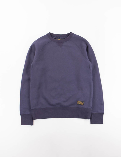Neighborhood Navy Cam C–Crew Sweatshirt
