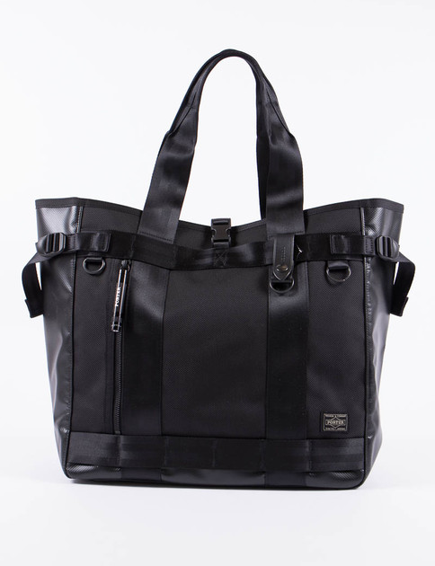 Black Heat Tote Bag