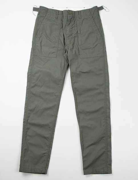 Olive Ripstop Fatigue Pant