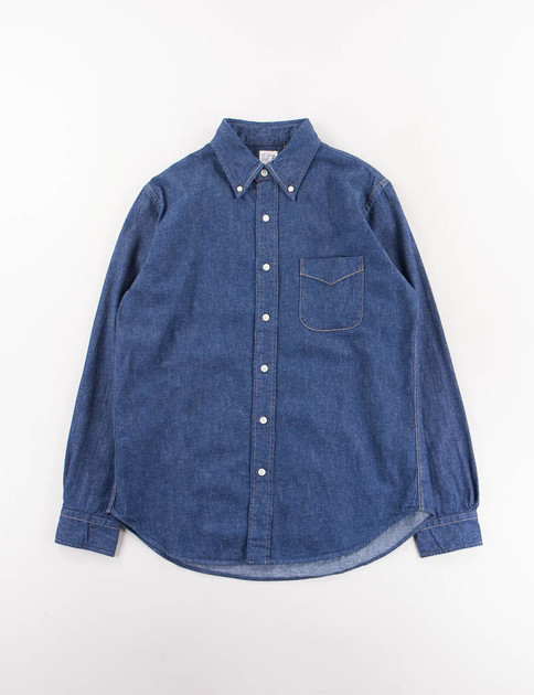 One Wash Denim BD Shirt