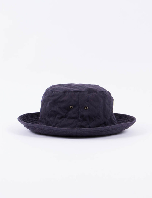 Navy Military Ripstop Quilt Hat