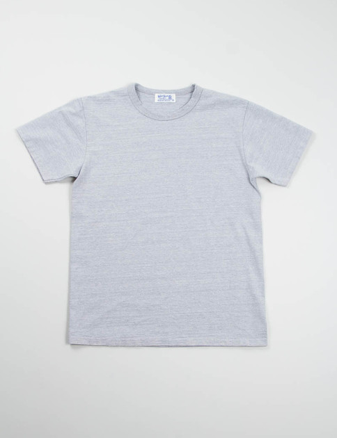 Heather Grey Vintage Tee