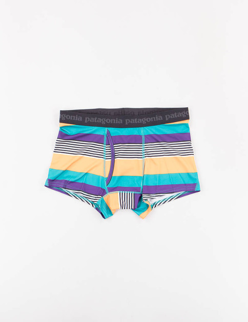Fitz Stripe Micro True Teal Cap Daily Boxer Briefs