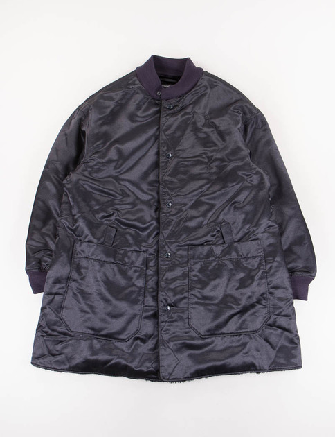 Dark Navy PC Kasha Liner Jacket
