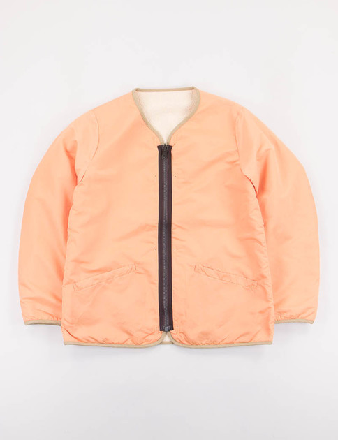 VISVIM Orange Iris Liner Jacket