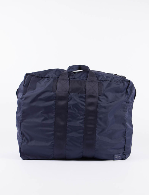 Navy Flex 2Way Duffle Bag S