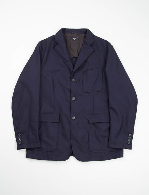 Navy Uniform Serge Baker Jacket